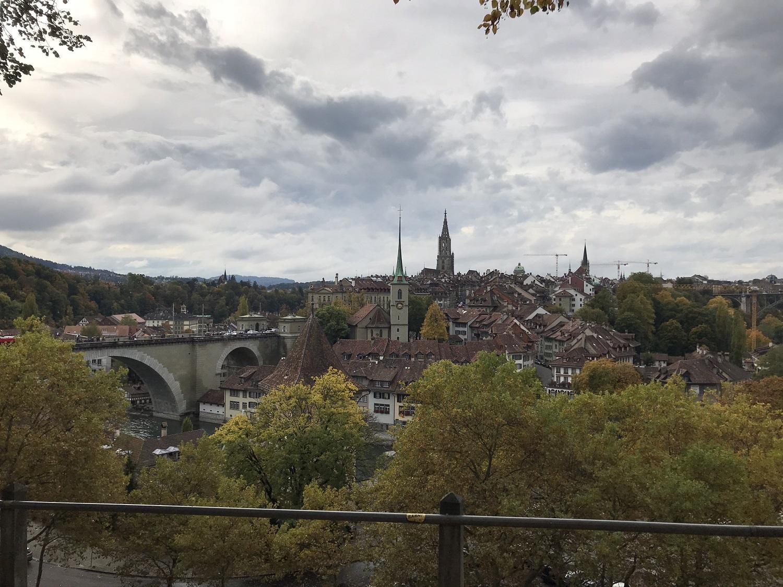 panorama Berna