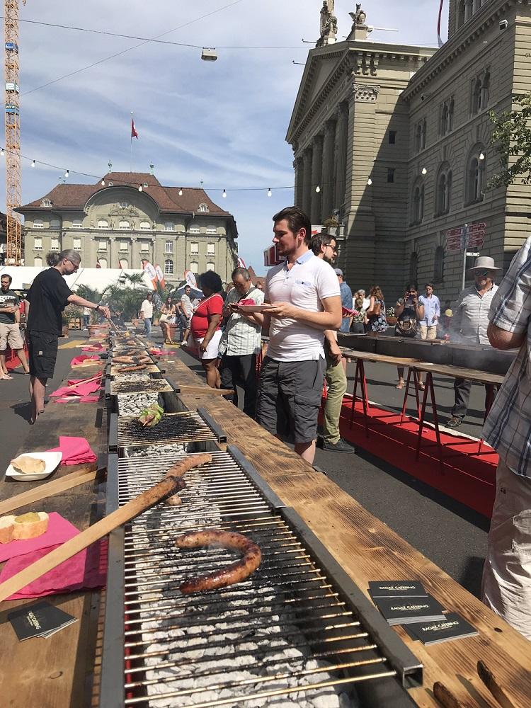 Grill pod Parlamentem